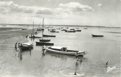 """CPSM FRANCE 33 """"Andernos Les Bains, vue sur le Bassin d'Arcachon"""""""