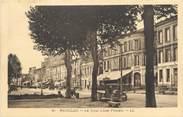 """33 Gironde CPA FRANCE 33 """"Pauillac, le quai Léon Périer"""""""