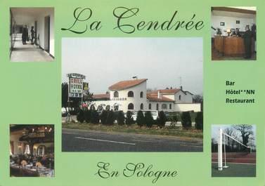 """CPSM FRANCE 45 """"Coullons, Hôtel La Cendrée"""""""