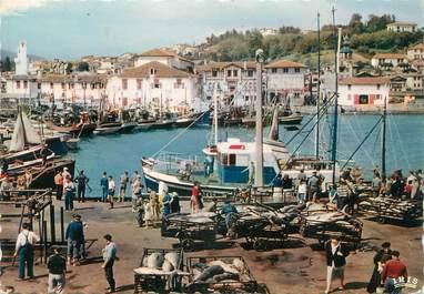 """CPSM FRANCE 64 """"Saint Jean de Luz, le port """""""