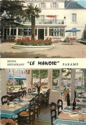 """CPSM FRANCE 35 """"Paramé, hôtel restaurant le Manoir """""""