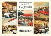 """34 Herault CPSM FRANCE 34 """"Montpellier, chez Francis, relais gastronomique"""""""
