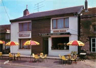 """CPSM FRANCE 08 """"Tournavaux, restaurant Le Semoy"""""""