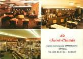 """88 Vosge CPSM FRANCE 88 """"Epinal, le Saint Claude, restaurant brasserie"""""""