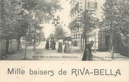 "CPA FRANCE 14 ""Riva Bella, hôtel du chalet """