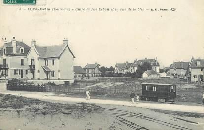 """CPA FRANCE 14 """"Riva Bella, entre la rue Caban et la rue de la mer"""""""