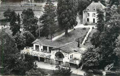 "CPSM FRANCE 85 ""Mervent, hostellerie de Pierre Brune"""