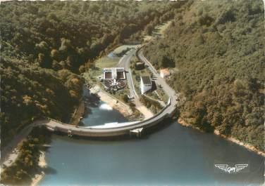 "CPSM FRANCE 85 ""Mervent, le barrage"""