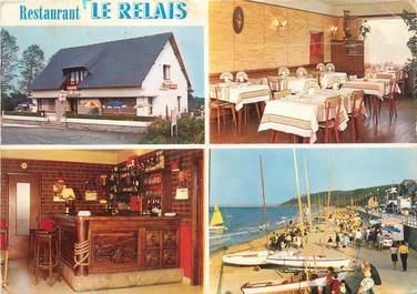 "CPSM FRANCE 22 ""Plérin, bar restaurant Le Relais"""