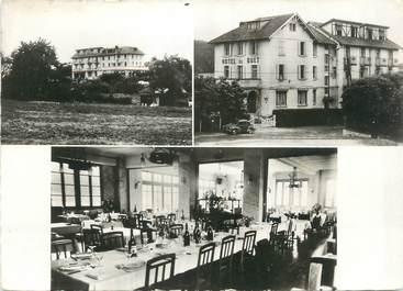 """CPSM FRANCE 58 """"Saint Honoré Les Bains, hôtel du Guet"""""""