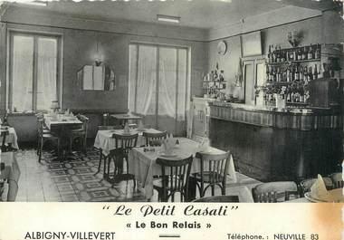 """CPSM FRANCE 69 """"Albigny Villevert, le bon relais"""""""