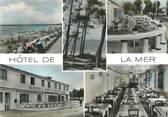 """85 Vendee CPSM FRANCE 85 """"La Tranche sur Mer, hôtel restaurant de la mer"""""""