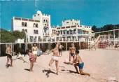 """85 Vendee CPSM FRANCE 85 """"La Tranche sur Mer, l'hôtel de l'Océan"""" / VOLLEY"""