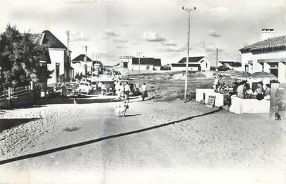 """CPSM FRANCE 85 """"Saint Jean de Monts, plage des Demoiselles"""""""