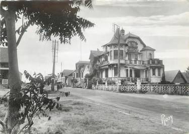 """CPSM FRANCE 85 """"Saint Jean de Monts, avenue des Mimosas"""""""