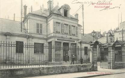"""CPA FRANCE 60 """"Compiègne, hôtel des Postes"""""""