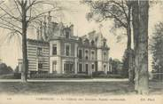 """60 Oise CPA FRANCE 60 """"Compiègne, le château des avenues"""""""