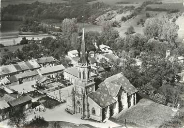 """CPSM FRANCE 55 """"Beauzée sur Aire, l'église"""""""