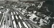 """55 Meuse CPSM FRANCE 55 """"La gare de Lérouville"""""""