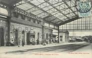 """55 Meuse CPA FRANCE 55 """"Bar Le Duc, intérieur de la gare"""""""
