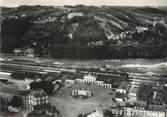 """55 Meuse CPSM FRANCE 55 """"Bar Le Duc, l'esplanade de la gare et le monument Poincaré"""""""