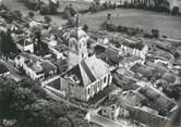 """52 Haute Marne CPSM FRANCE 52 """"Laferté sur Aube, vue aérienne de l'église"""""""