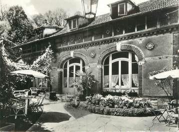 """CPSM FRANCE 52 """"Bourbonne, hôtel Beauséjour"""""""