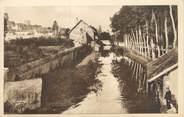 """91 Essonne CPA FRANCE 91 """"Etampes, les bords de la rivière"""""""