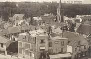 """91 Essonne CPA FRANCE 91 """"Brunoy, l'église, le moulin"""""""