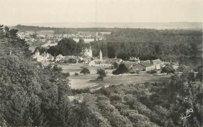 """CPSM FRANCE 91 """"Bligny, Fontenay Village vue de Despeaux"""""""