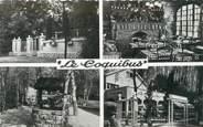 """91 Essonne CPSM FRANCE 91 """"Milly La Forêt, auberge en forêt Le Coquibus"""""""