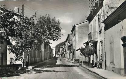 """/ CPSM FRANCE 26 """"Châtillon en Diois, rue de Reclus"""""""