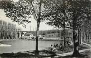 """91 Essonne CPSM FRANCE 91 """"Orsay, le lac"""""""