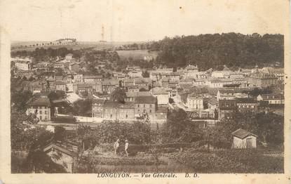"""CPA FRANCE 54 """"Longuyon, vue générale"""""""