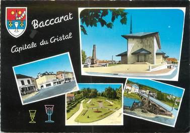 "CPSM FRANCE 54 ""Baccarat"""
