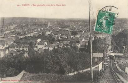 """CPA FRANCE 54 """"Nancy, vue générale"""""""