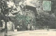 """14 Calvado CPA FRANCE 14 """"Honfleur, restaurant Saint Siméon"""""""