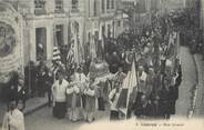 "14 Calvado CPA FRANCE 14 ""Lisieux, rue Livarot"""
