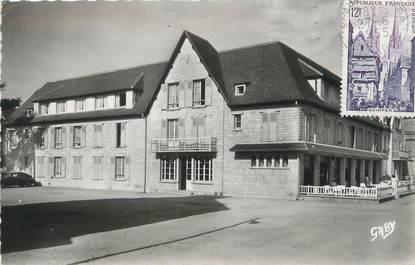 """CPSM FRANCE 14 """"Saint Aubin sur Mer, le clos Normand"""""""