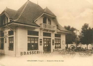 "CPSM FRANCE 88 ""Gerardmer, barsserie Rives du Lac"""