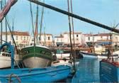 """85 Vendee CPSM FRANCE 85 """"Ile D'Yeu, bateaux à port Joinville"""""""