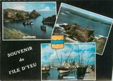 """85 Vendee CPSM FRANCE 85 """"Ile d'Yeu"""""""