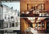 "62 Pa De Calai CPSM FRANCE 62 ""Hesdin, l'hôtel des Flandres"""