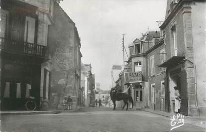 """CPSM FRANCE 14 """"Arromanches, rue du Maréchal Joffre"""""""