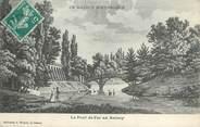 """93 Seine Saint Deni CPA FRANCE 93 """"Le Raincy, le pont de Fer"""""""