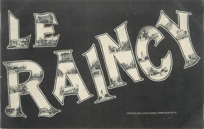 """CPA FRANCE 93 """"Le Raincy """""""