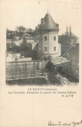 """CPA FRANCE 93 """"Le Raincy, les Tourelles"""""""