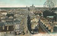 """93 Seine Saint Deni CPA FRANCE 93 """"Saint Denis, panorama"""" / CACHET AMBULANT"""