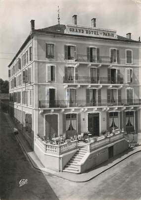 "CPSM FRANCE 88 ""Contrexéville, grand hôtel de Paris """