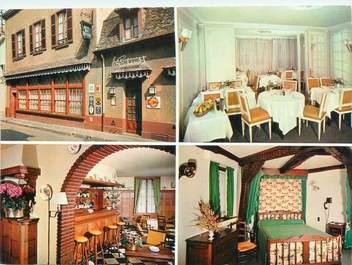 """CPSM FRANCE 51 """"Epernay, hôtel Les Berceaux"""""""